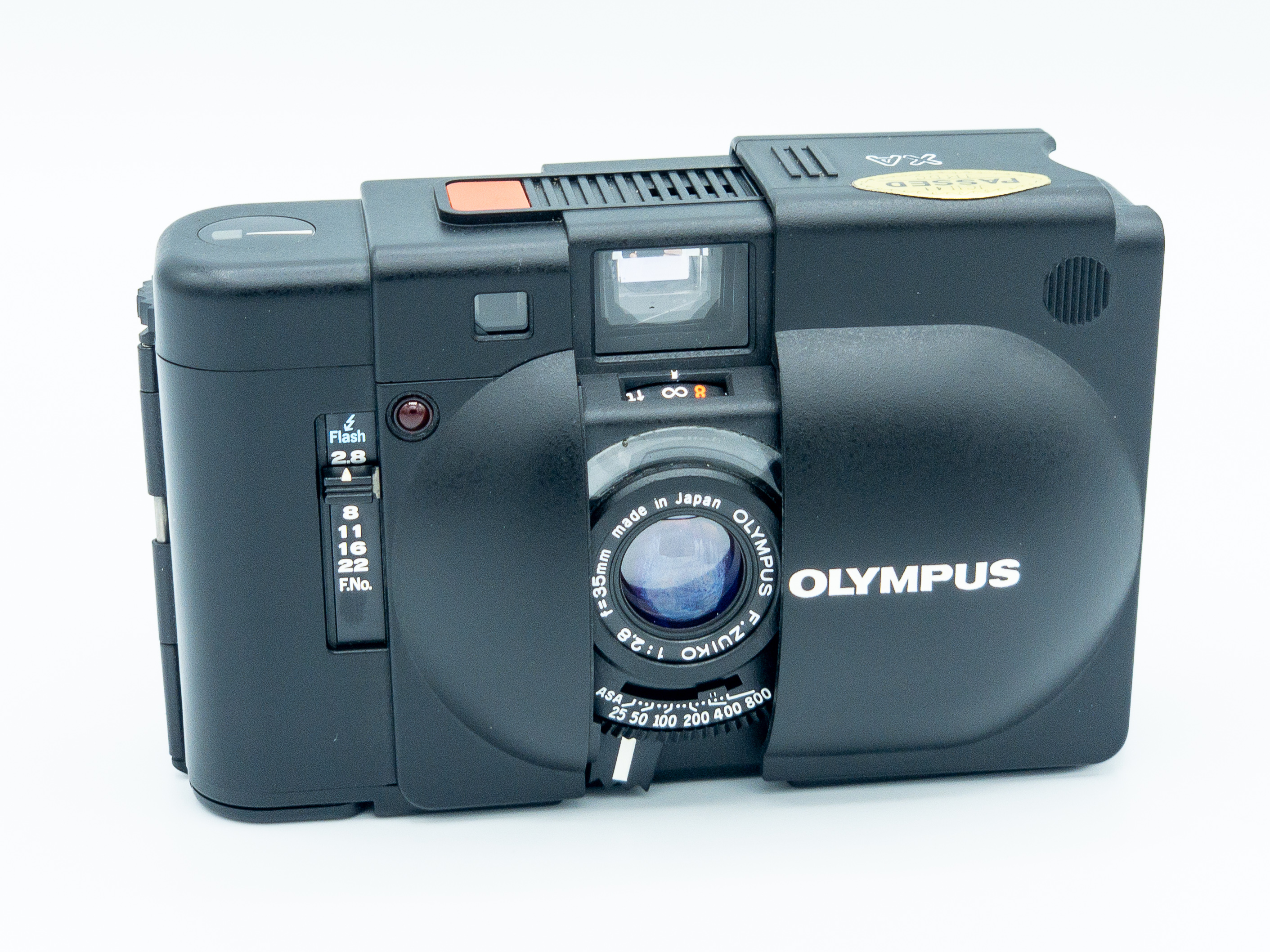 A Dope With An Olympus Xa