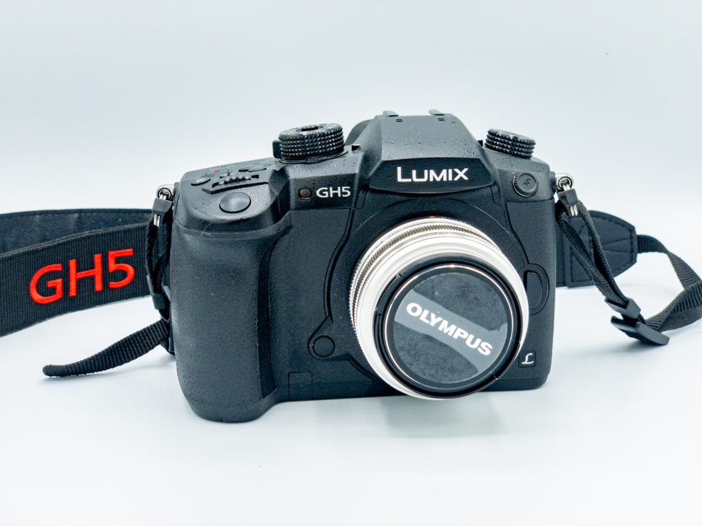 Photo of Lumix GH5 ready for action Russell Viers